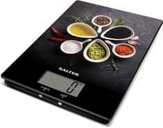 Salter Digitálna kuchynská váha dizajn korenie