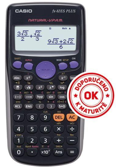 Casio FX 82 ES PLUS (w)