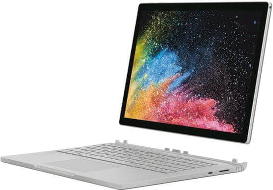 Microsoft Surface Book 2 (FVH-00030) - zánovní
