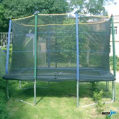 Masterjump ochranná síť na trampolíny 300 x 210 cm