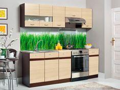 Kuchyně BELISA 160/220 cm, rijeka světlá