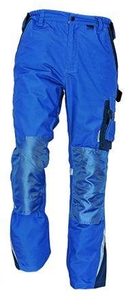 Allyn Montérky s reflexnými prvkami modrá 62