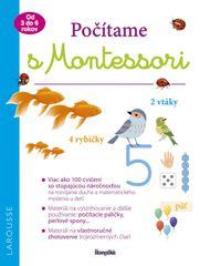 Urvoyová Delphine: Počítame s Montessori