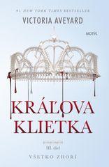 Aveyardová Victoria: Kráľova klietka