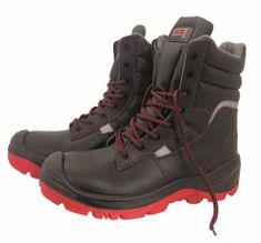 cde94de259941 Panda Safety Zimná pracovná obuv Cavallino S3 CI HRO SRC čierna 38