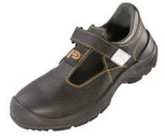 Panda Safety Pracovné sandále Spider S1  čierna 48