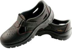 Panda Safety Pracovné sandále Topolino S1 SRC čierna 44