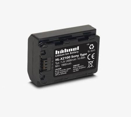 Hähnel baterija za Sony NP-FZ100 (HL-XZ100)
