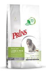 Prins hrana za pse Lamb&Rice Senior Hypoallergic, 15 kg