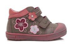 Ponte 20 kožne cipele za djevojčice s cvijećem