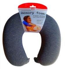 Home Cestovní polštář z paměťové pěny