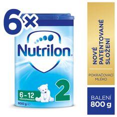 Nutrilon 2 - 6 x 800g
