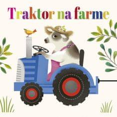 autor neuvedený: Traktor na farme