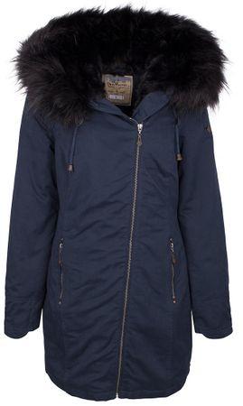 DreiMaster ženska bunda, L, temno modra