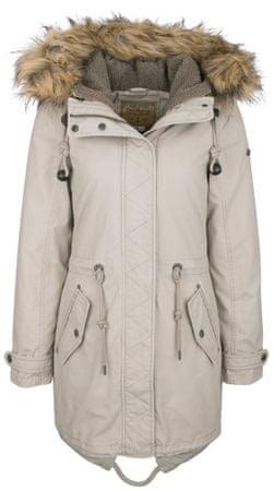 DreiMaster dámský kabát XL smotanová