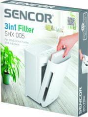 SENCOR filtr 3w1 do oczyszczacza powietrza SHX 005