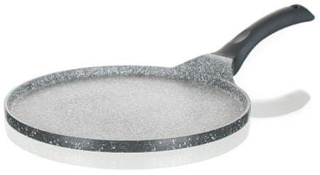 Banquet GRANITE Grey palacsintasütő tapadásmentes felülettel, 26 cm