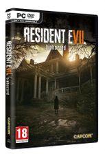 Capcom igra Resident Evil 7: Biohazard (PC)