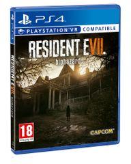 Capcom igra Resident Evil 7: Biohazard (PS4)