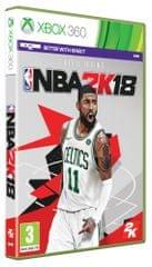 Take 2 NBA 2k18 (Xbox 360)
