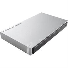 LaCie vanjski disk Porsche Design 1 TB 2.5, USB 3.0, sivi