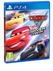 Warner Bros Cars 3 (PS 4)