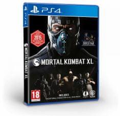 Warner Bros Mortal Kombat XL (PS4)