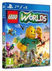 Warner Bros LEGO Worlds (PS4)