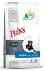 Prins hrana za pse ProCare Protection Super Active, 15 kg
