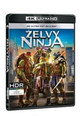 Želvy Ninja (2 disky) - Blu-ray + 4K Ultra HD