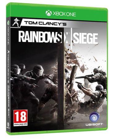 Ubisoft igra Tom Clancy's Rainbow Six: Siege (Xbox One)