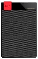 Silicon Power Diamond D30 Slim 1TB, černý (SP010TBPHDD3SS3K)