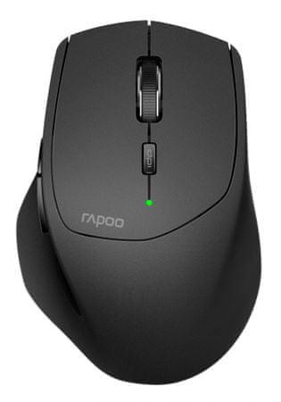 Rapoo MT550, fekete
