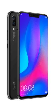 Huawei Nova 3, 4GB/128GB, Black