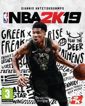 Take 2 igra NBA 2K19, koda v škatli (PC)