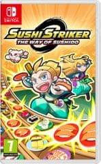 Nintendo igra Sushi Striker: The Way Of Sushido (Switch)