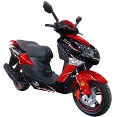 CLS MOTORCYCLE CLS THOR 125i 6,5 kW červený