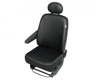 KEGEL Poťah univerzálny pre dodávkové vozidlá VAN PRACTICAL DV 1, farba čierna