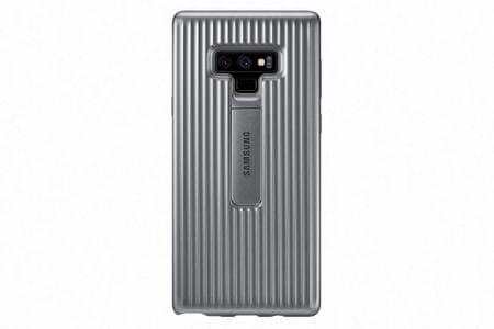 Samsung ovitek s stojalom za telefon Samsung Galaxy Note 9, siv