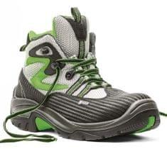 0bfc93a62311e Panda Safety Pracovná obuv Cursor S1P sivá/zelená 38