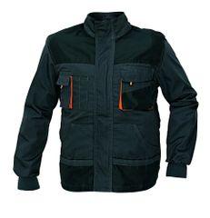 ed1bc2acf0b2 Emerton Odolná montérková bunda pánska čierna 62