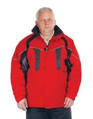 Cerva Zimná nepremokavá bunda Nyala pánska červená XXL