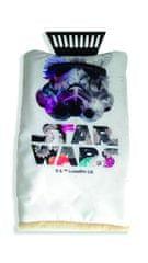 KAJA Škrabka s rukavicou, Star Wars: Trooper s kvetinovou potlačou