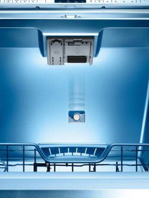Vestavná myčka nádobí Bosch SPV46IX07E dávkovací asistent