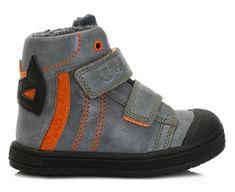 Ponte 20 chlapčenské kožené topánky