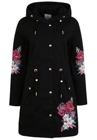 MyMo dámský kabát M černá