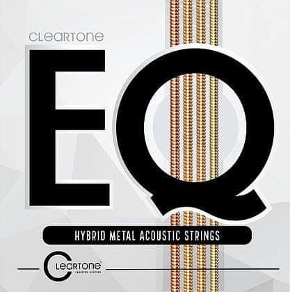 Cleartone EQ 10-47 Extra Light Kovové struny na akustickú gitaru