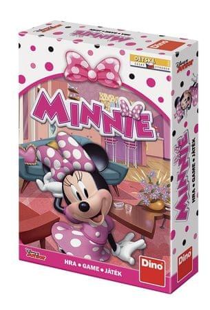 DINO Minnie društvena igra u kutiji 20x29x6 cm Disney