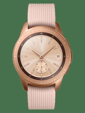 Samsung Smartwatch Galaxy Watch 42mm, Rose Gold (SM-R810NZDAXEZ)