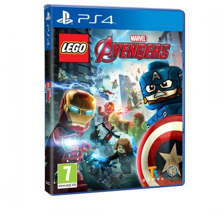 Warner Bros igra LEGO Marvel Avengers (PS4)